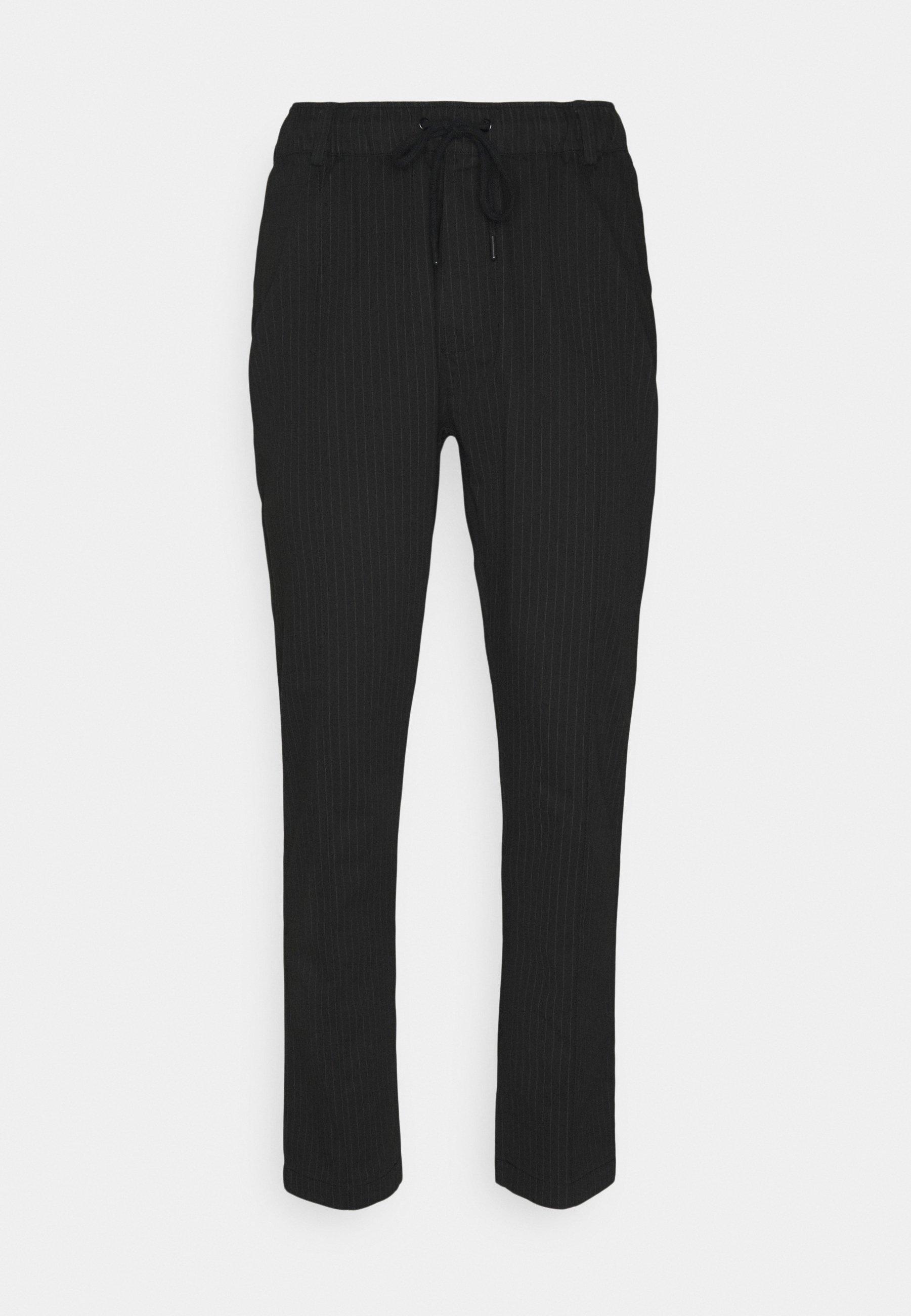 Men PINSTRIPE TROUSER - Trousers