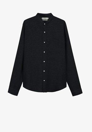 SLIM FIT  - Shirt - zwart