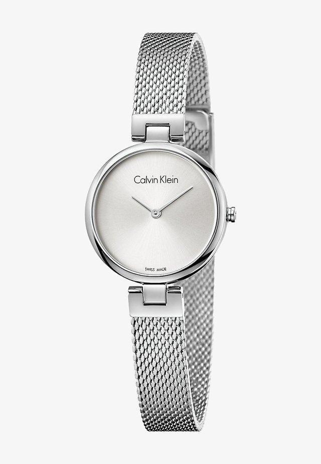 CALVIN KLEIN AUTHENTIC - Watch - silber