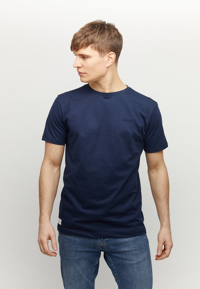 KEITH - T-shirt med print - navy