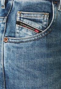 Diesel - SLANDY HIGH - Jeans Skinny Fit - light blue - 2