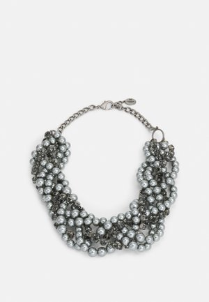 TIONE - Necklace - silver-coloured