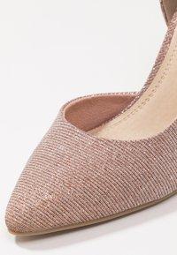 Marco Tozzi - High heels - rose metallic - 2