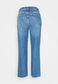 Boyish - TOMMY HIGH RISE - Straight leg jeans - conversation
