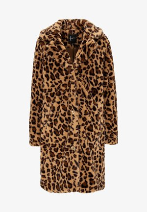 MANTEL - Winter coat - leopard