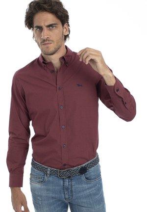 Formal shirt - rosso