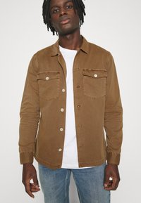 AllSaints - SPOTTER  - Camisa - clove brown - 3