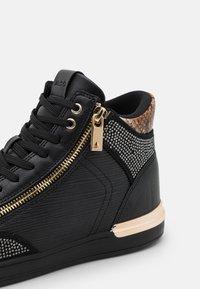 ALDO - SAUERBERG - Sneaker high - black - 5