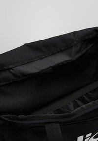 adidas Performance - LIN CORE  - Sports bag - black/white - 4