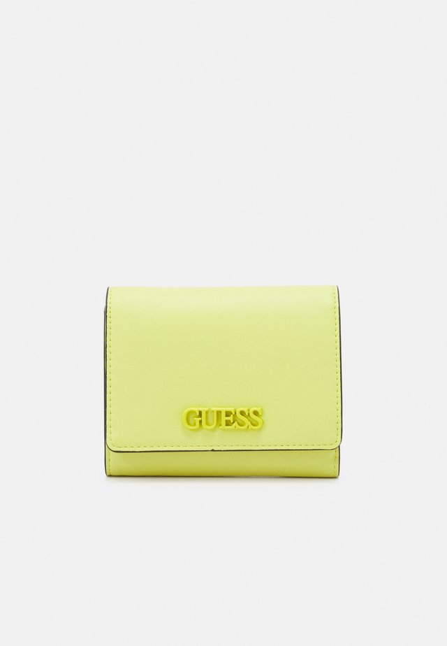 CENTRAL CITY TRIFOLD - Wallet - lime
