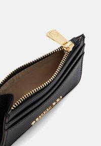 Trussardi - LOGO CARD HOLDER - Wallet - black - 2