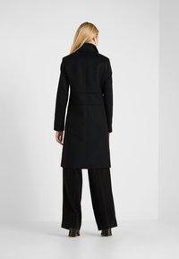 HUGO - MONATA - Zimní kabát - black - 2