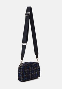Becksöndergaard - BLUNA NANNIK BAG - Across body bag - gray blue - 1