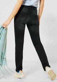 Cecil - Slim fit jeans - schwarz - 2