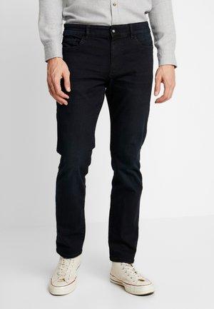 JOSH - Slim fit jeans - blue/black denim