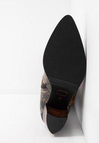 Maripé - Cowboy/Biker boots - patagunia rovere/bruciato - 6