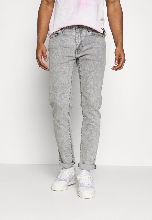 511™ SLIM - Jean slim - grey denim