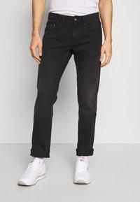 camel active - MADISON - Slim fit jeans - darkblue denim - 0