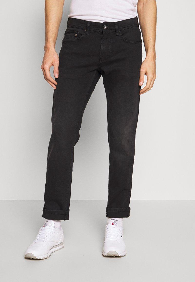 camel active - MADISON - Slim fit jeans - darkblue denim