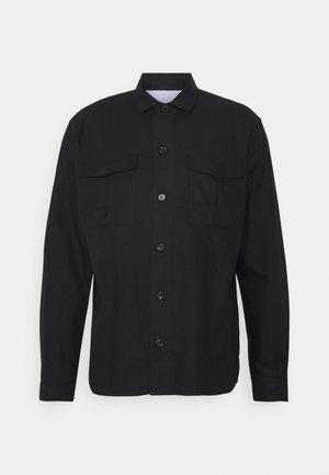 SLHLOOSERIKO - Shirt - black