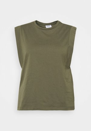 VMPLACE - Basic T-shirt - ivy green