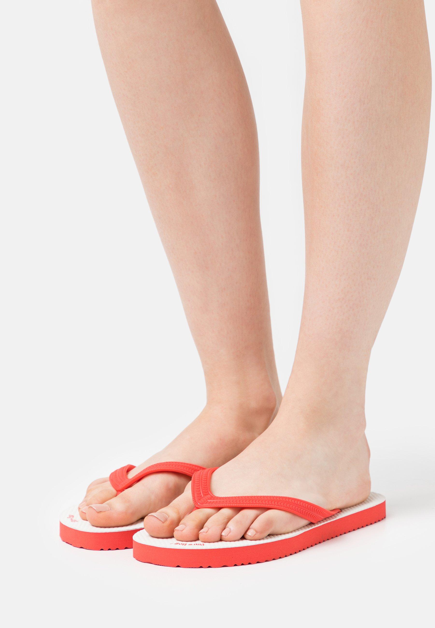 Women RETRO - T-bar sandals