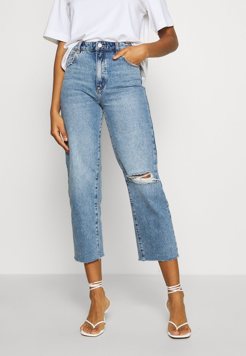Abrand Jeans - VENICE  - Jeans straight leg - dark beat