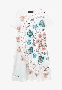 Desigual - Day dress - white - 0