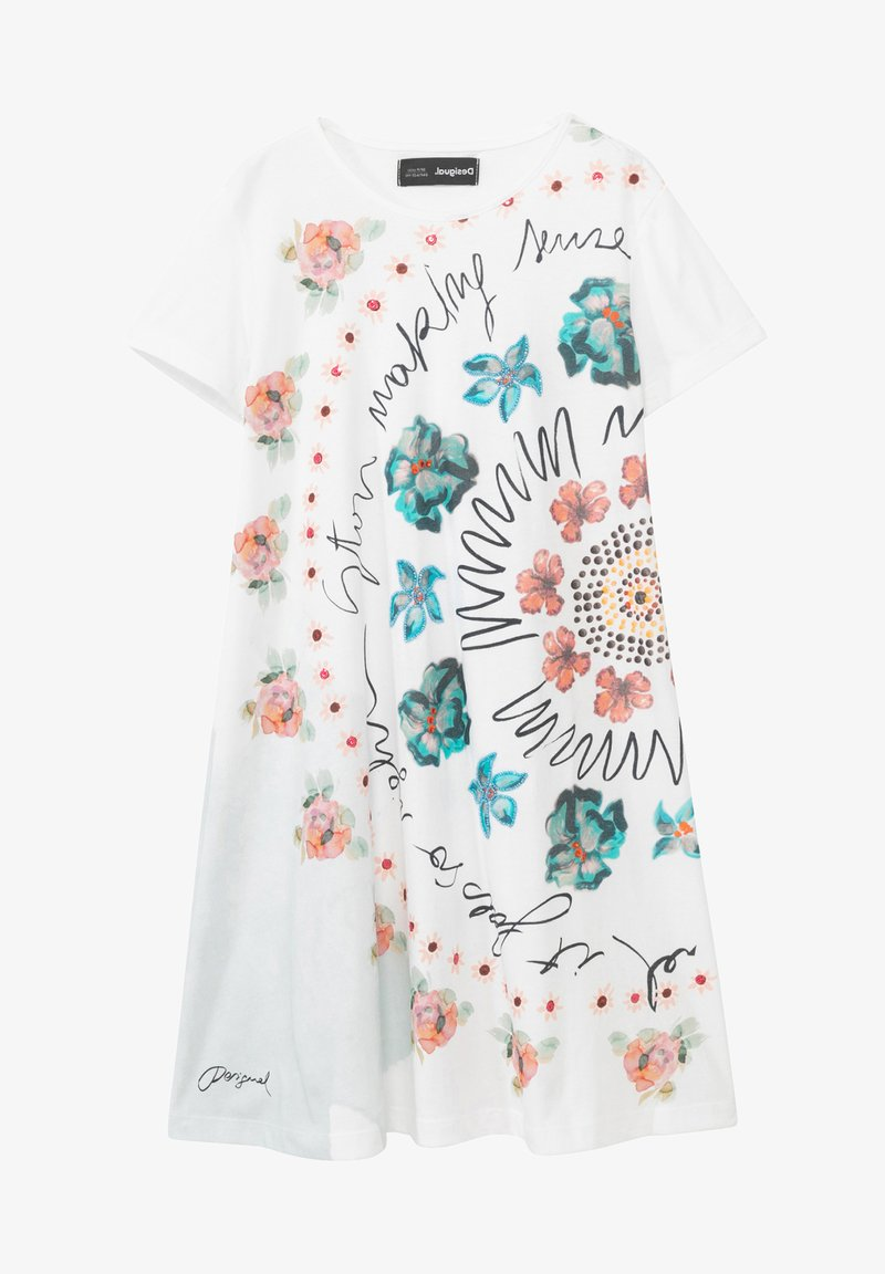 Desigual - Day dress - white