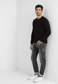 Cars Jeans - ANCONA  - Slim fit jeans - grey - 1