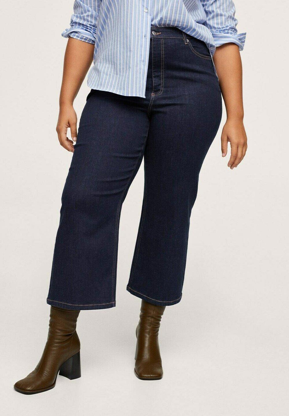 Damer CHARLOTE - Flared jeans