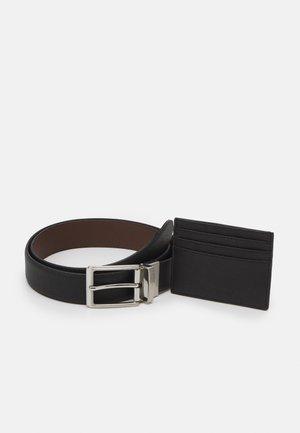 ROOK SET - Cintura - nero/moro