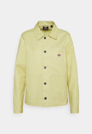 TOCCOA - Denim jacket - mellow green