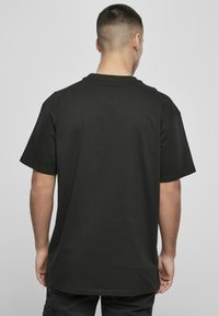 Upscale by Mister Tee - Print T-shirt - black - 2