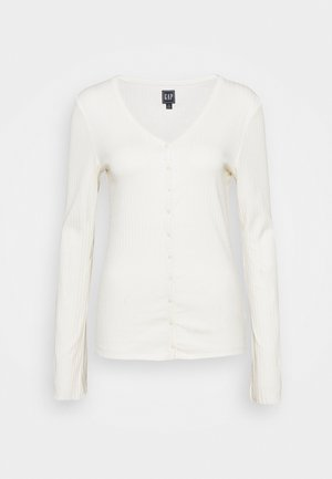 Cardigan - antique white