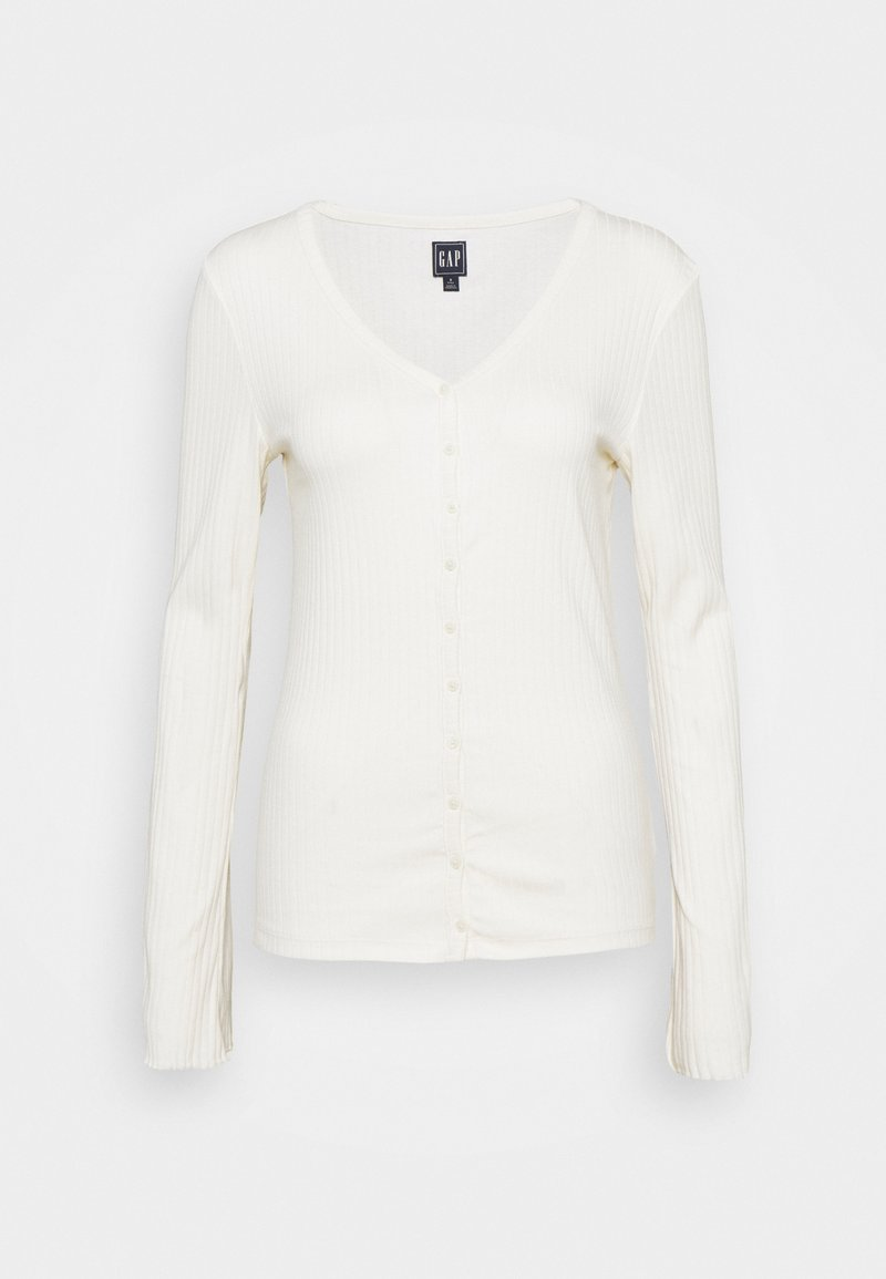 Gap Tall - Cardigan - antique white