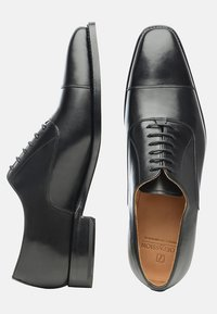 SHOEPASSION - NO. 548 - Smart lace-ups - black