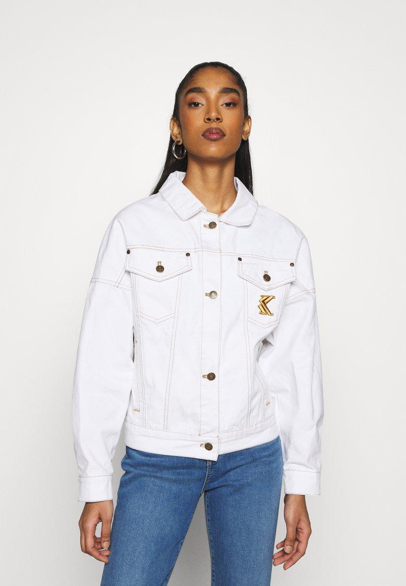 Karl Kani - Denim jacket - white
