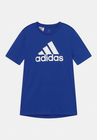 adidas Performance - Camiseta estampada - bold blue/white - 0