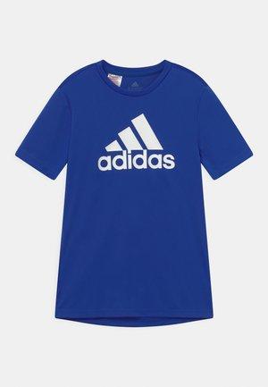 T-shirt imprimé - bold blue/white