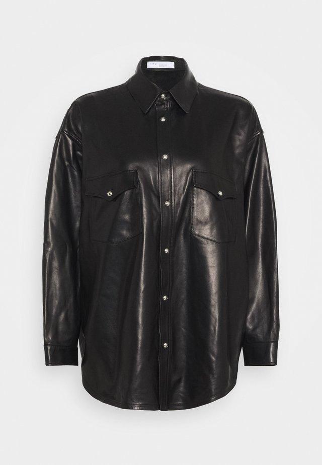 EDDA - Overhemdblouse - black