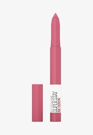 SUPER STAY INK CRAYON - Matita per le labbra - keep it fun