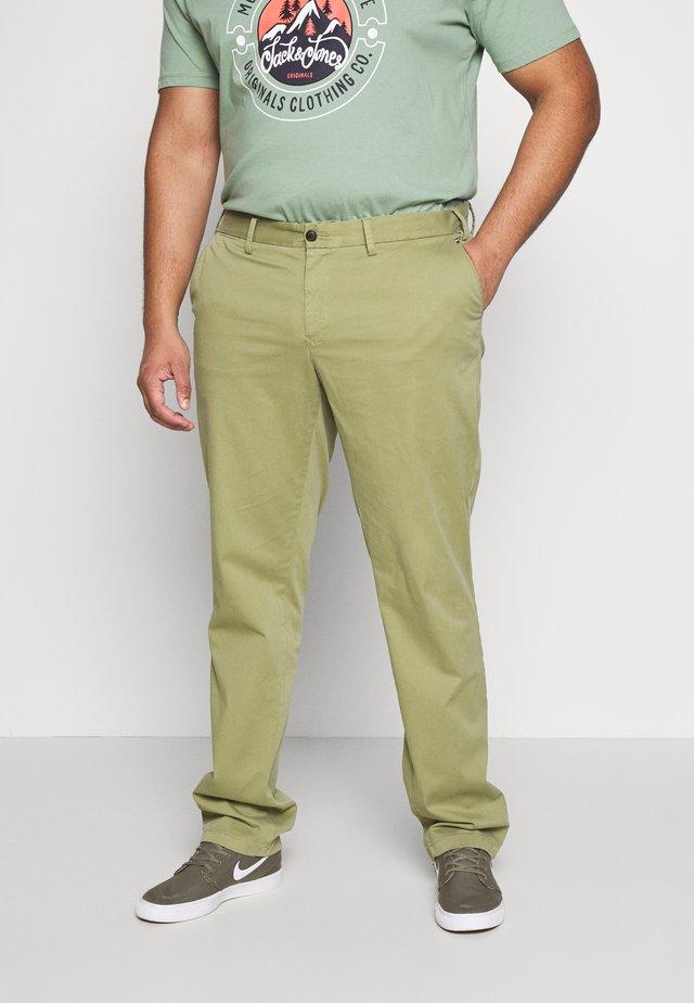 MADISON FLEX - Kalhoty - green