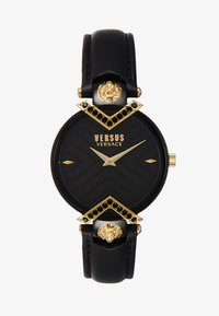 Versus Versace - DIAL STRAP - Watch - black - 1