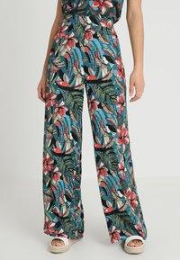 Pepe Jeans - LINDA - Pantalon classique - multi - 0