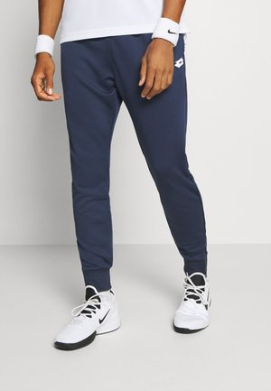 SQUADRA PANT - Tracksuit bottoms - navy blue