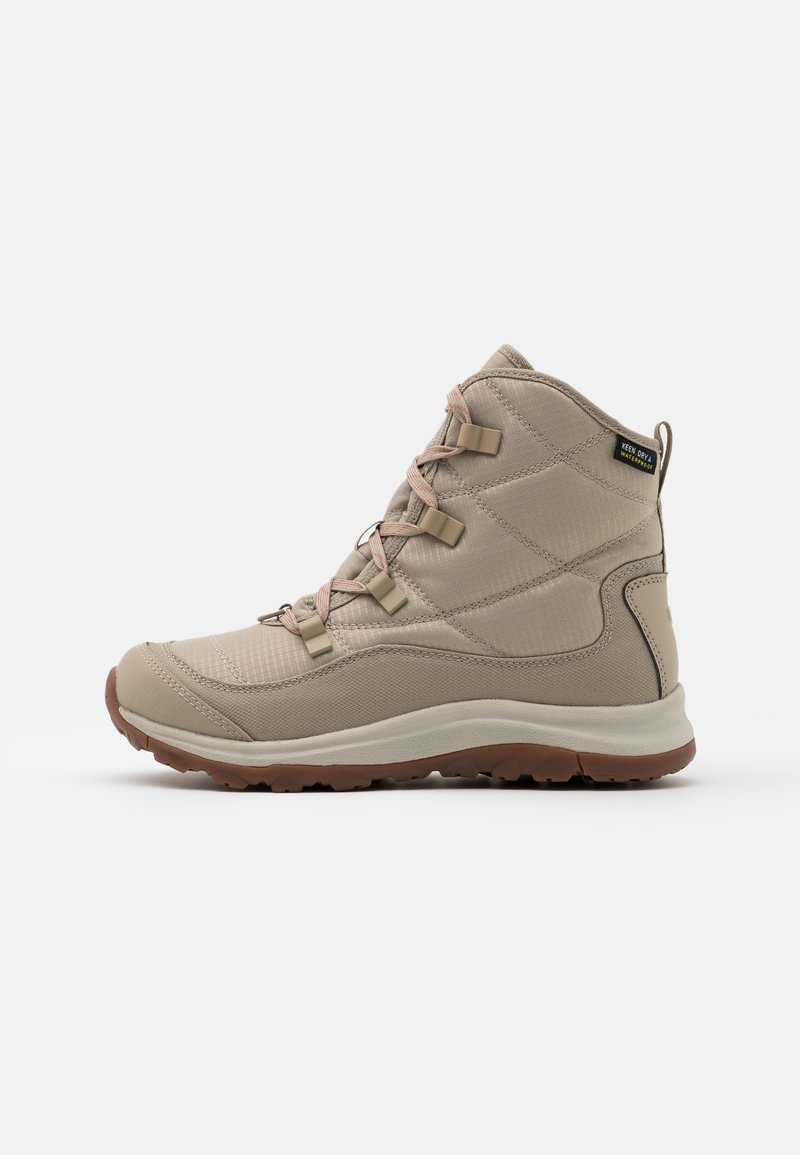 Keen - TERRADORA II ANKLE BOOT WP - Winter boots - plaza taupe/redwood