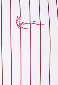 Karl Kani - SMALL SIGNATURE UNISEX  - T-shirt con stampa - white - 6