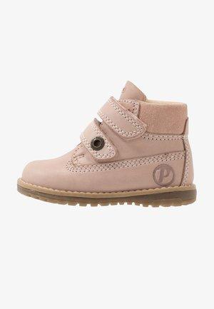 Lær-at-gå-sko - rosa