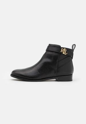 BONNE - Kotníkové boty - black